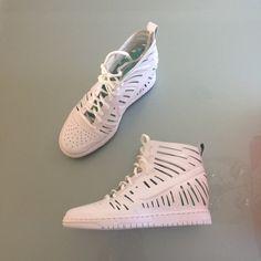 Nike Shoes - NewNike Dunk Sky Hi 2.0 Joli ~ 8 ~ white