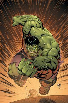 The Hulk #mindcomics #comicsdrawings