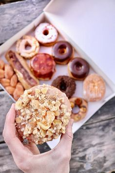 Austin's Newest Donut Shop: Rise Biscuits + Donuts - So Much Life Visit Austin, Austin Texas, Waco Texas, Biscuit Donuts, Biscuits, Good Foods To Eat, Healthy Foods To Eat, Austin Food, Donut Shop