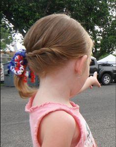 <b>No todos los peinados quedan bien en niñas, pero estos sí.</b>