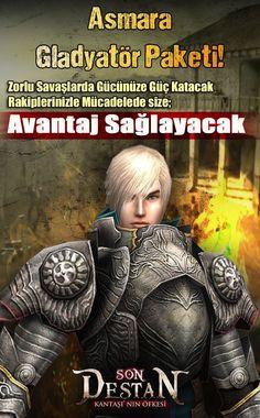 Gladyatör Paketi (Kampanya)