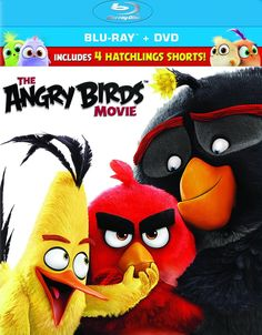 """""""The Angry Birds"""""""