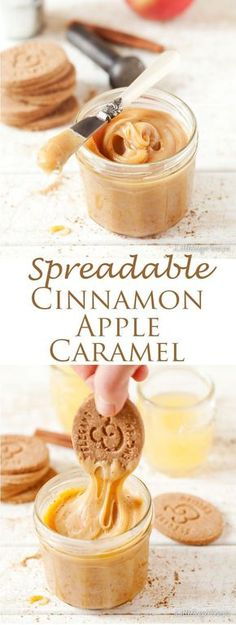 Spreadable Cinnamon Apple Caramel makes a welcome change from regular caramel. Keep a jar in the fridge for pancakes, toast, ice-cream and crumpets. It also makes a great foodie gift.