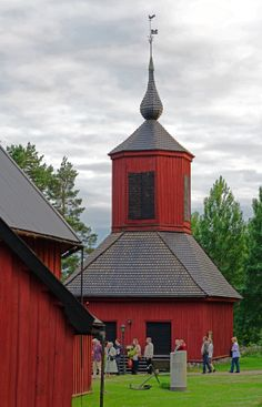 Västanfjärd Old Church Photo: Patrick Bagge Where my grandpa was born Grave Monuments, Graveyards, Place Of Worship, Cathedrals, Homeland, Dna, Norway, Sweden, Buildings