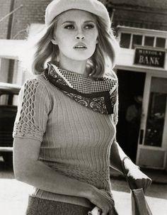 No. 2. Fay Dunaway. Les plus belles femmes du monde en 50 photos - Elle France