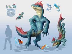 Image result for pokemon fanart