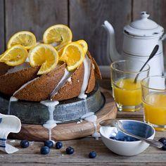 Апельсиновый кекс. #апельсин #кекс #выпечка #orange #cake #baking