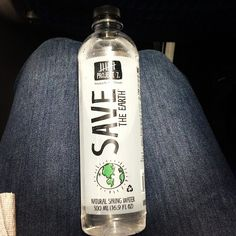 """What a great water bottle!!! ❤ Xxoo B #saveourplanet"""
