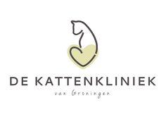 Logo Design   Clean, modern, cat, veterinarian   Made by Original Sense