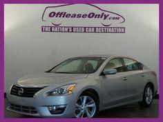 Used 2013 Nissan Altima for Sale in Orlando, FL – TrueCar