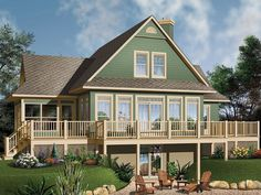 Plan 027H-0104 - Find Unique House Plans, Home Plans and Floor Plans at TheHousePlanShop.com