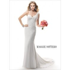 Maggie Sottero Norma 4MD879- [Maggie Sottero Norma] - Buy a Maggie Sottero Wedding Dress from Bridal Closet in Draper, Utah