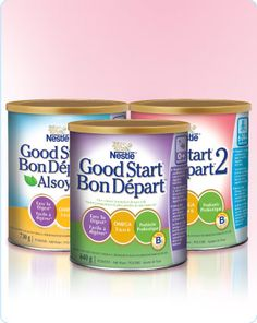 Gerber Good Start, formerly a Nestle product, is a top notch baby formula deserving of your purchase. Gerber has a history with quality baby food and the same can be said for their baby formula.