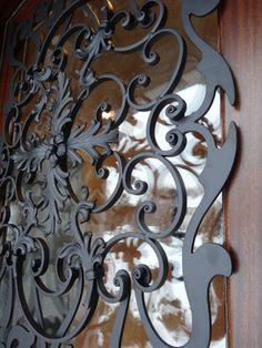 Ornamental Iron Screens for Doors modern front doors