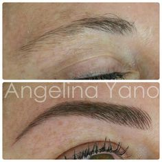 Permanent Makeup Perfect Shape!