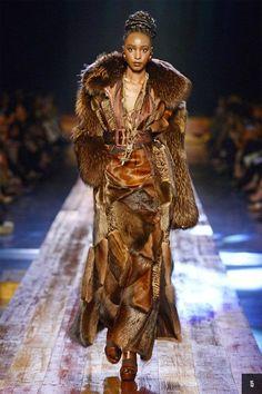 Jean Paul Gaultier Fashion Show & more details