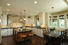 Glenview / Northbrook traditional rustic kitchen rustic kitchen