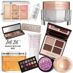 Wishlist: Beauty Bits for 2017   It feels like I have been putting this list together for so long. I suppose this is more of a blogger has made me want to buy it kind of thing. Below is a small list of beauty items that I hope to pick up throughout the year.I.Hourglass Ambient Lighting Edit Surreal Light This is a splurge that I can't see myself making this year especially with a baby on the way. A girl can dream right?II.Christophe Robin Clarifying Shampoo I got sent a mini of this in…
