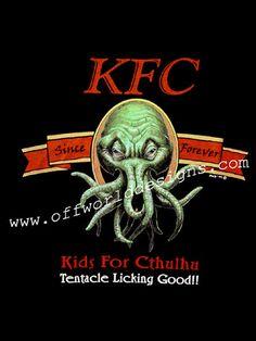 Kids for Cthulhu T-Shirt