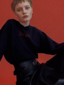 Lina Hoss - the Fashion Spot