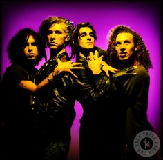 Jane's Addiction, London 1990 Rock And Roll Girl, Rock N Roll, Eric Avery, Stephen Perkins, Perry Farrell, Dave Navarro, Jane's Addiction, Psychadelic Art, Punk Rock