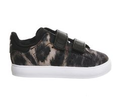 ... Buy Core Black White Pattern Adidas Stan Smith Vulc Kids 3-9 from OFFICE.