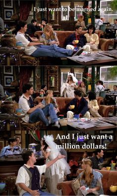 FRIENDS Season 1 Episode1