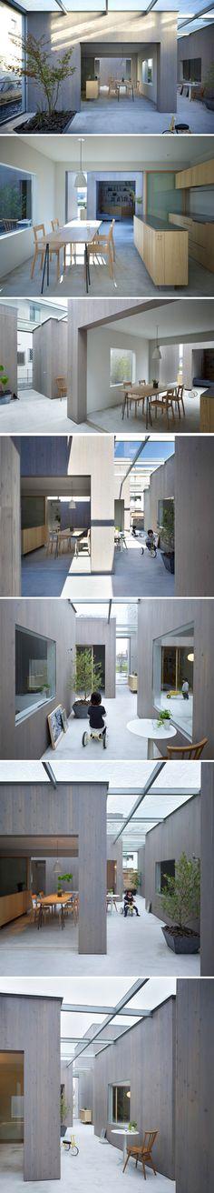 HOUSE Buzen. FUKUOKA, JAPAN - despiertaYmira