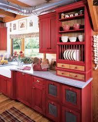 кухня белая с красным - Поиск в Google
