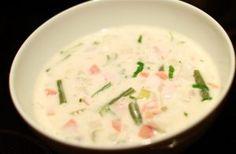 Fyldigfiskesuppe - når du har grønnsaker som må etast opp #restar #rester #suppe #leftovers #soup #fish #fisk #sjoemat #chowder