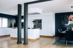 Villa, Work Surface, Modern Kitchen Design, Bespoke, Kitchens, Bed, Furniture, Home Decor, Taylormade