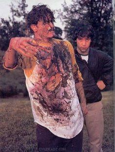 Bruce Campbell and Sam Raimi... I will never not love them!