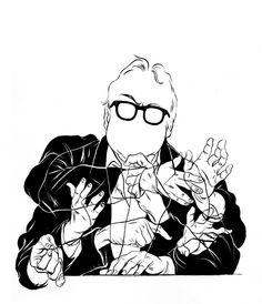 Mr. Nobody on Illustration Served