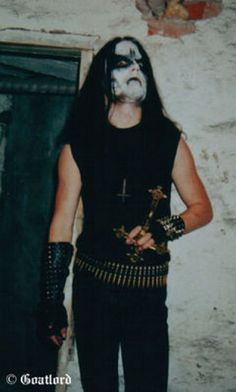 Vote for Mayhem's Euronymous and make him Norwegian Air's new mascot.