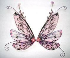 Hey, I found this really awesome Etsy listing at https://www.etsy.com/listing/119066419/ooak-fairy-pixie-fantasy-art-doll-wings