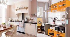 Ideias simples e criativas para decorar a cozinha gastando pouco.