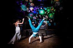 spectaculaire openingsdans bruidspaar trouwen heerenlogement beusichem gelderland bruidsreportage