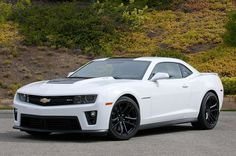 2012 #Chevrolet #Camaro #ZL1 Our review and LOTS more photos --> http://aol.it/1f6hi5a