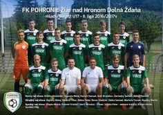 FK POHRONIE Žiar nad Hronom - 2016 / 2017 - U17