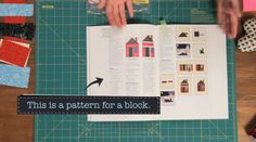 Reading A Quilting Pattern: How to Quilt Video