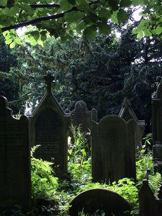 Haworth cemetery, my own shot
