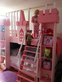 Una Cama Castillo para mi Princesa - Taringa!