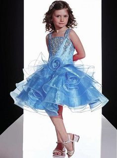 >> Click to Buy << Knee Length First Communion Flower Girl Dresses for Weddings Girls Pageant Dresses for Little Girls Ball Gowns #Affiliate