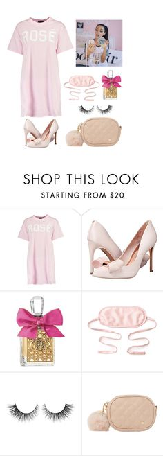 """Gabriella DeMartino Certified look"" by faanciella ❤ liked on Polyvore featuring Boohoo, Ted Baker, Chanel, Juicy Couture, kumi kookoon, Rimini, Dune and gabriellademartino"