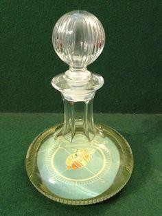 Vintage Avon Windjammer Sailing After Shave Perfume Bottle Decanter Shaped FULL