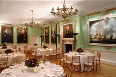 Hire Space - Venue hire Picture Gallery at The Foundling Museum