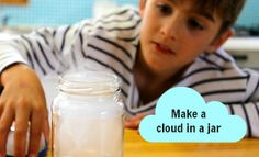 Make Your Own Cloud | Science Experiments For Kids | Kids Activities