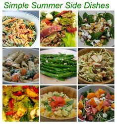 10 Simple Summer Side Dish Recipes (Salads, Slaws & More) - Mom in the City