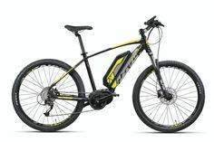 Bicicletta Elettrica MTB MONTANA E-URANO 27,5″ TRK ACERA 9V – In Bici Contromano