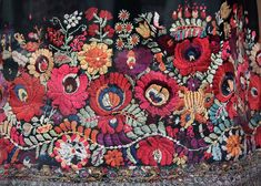 Hungarian Detail - Matyó, Mezőkövesd, Borsod county 1900-10